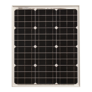 40w 12v Solar Panel with 5m Cable for Expedition, Overlanding, Caravans, Motorhomes and Boats
