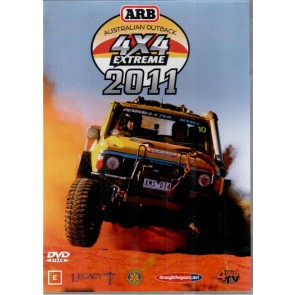 ARB Australian Outback Extreme DVD 2011