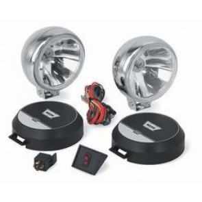"Warn 5"" Spot Light 100w Kit"