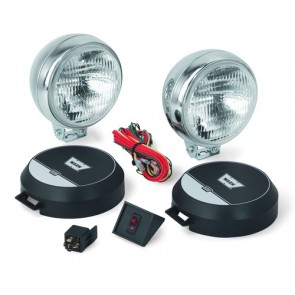 "Warn 6"" Flood Light 55w Kit"
