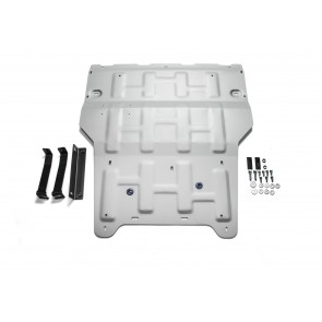 Rival - Audi Q3 - Engine & Gearbox Guard - 4mm Alloy