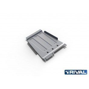 Rival - Ford Ranger - Gearbox Guard - 4mm Alloy