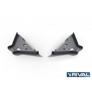 Rival - Ford Ranger - Front Control Arm Guard - 6mm Alloy