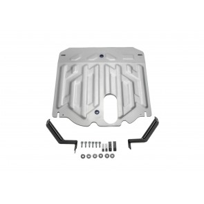 Rival - Hyundai Santa Fe - Engine & Gearbox Guard - 4mm Alloy