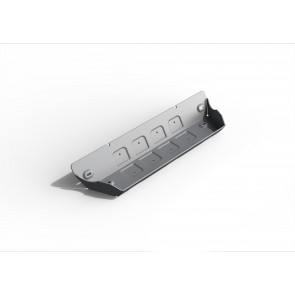 Rival - Jeep Wrangler - Steering Guard - 6mm Alloy