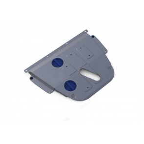 Rival - Jeep Cherokee - Engine & Gearbox Guard - 4mm Alloy