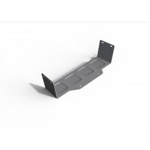 Rival - Nissan Patrol Y61 - Steering Guard - 4mm Alloy