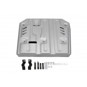 Rival - Volkswagen Touareg - Gearbox & Transfer Case Guard  - 4mm Alloy