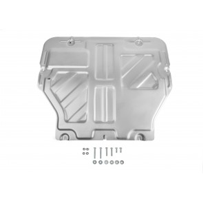 Rival - Volkswagen T5 / T6 / Caravelle / Multivan / Transporter - Engine & Gearbox Guard  - 4mm Alloy