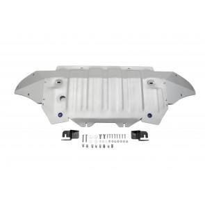 Rival - Volkswagen Touareg - Engine Guard  - 4mm Alloy