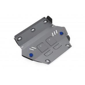 Rival - Isuzu D Max - Radiator Guard - 6mm Alloy