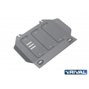 Rival - Isuzu D Max - Engine Guard - 4mm Alloy