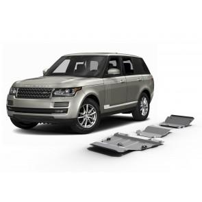 Rival - Range Rover L405 - Full Kit (3 pcs) Guard - 4mm Alloy