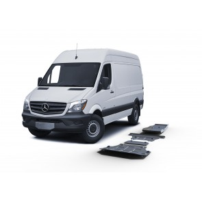 Rival - Mercedes Sprinter - Volkswagen Crafter - Full Kit w/ tank (3 pcs)  - 4mm Alloy