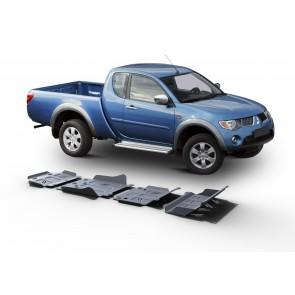 Rival - Fiat Fallback - Mitsubishi L200 / Triton & Shogun Sport - Full Kit - 4mm Alloy