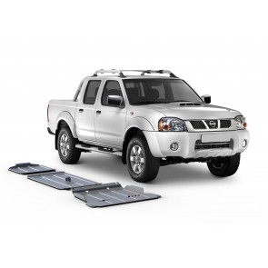 Rival - Nissan NP300 / PickUp D22 - Full Kit (3 pcs) - 4mm Alloy