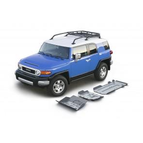 Rival - Toyota FJ Cruiser & Land Cruiser 120 - Full Kit (3 pcs) - 4mm Alloy