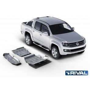 Rival - Volkswagen Amarok - Full Kit w/ tank (3 pcs)  - 4mm Alloy