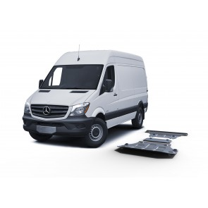 Rival - Mercedes Sprinter - Volkswagen Crafter - Full Kit w/o tank (2 pcs)  - 4mm Alloy