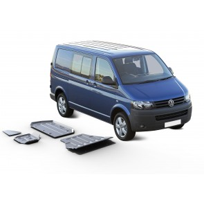 Rival - Volkswagen T5 / T6 / Caravelle / Multivan / Transporter - Full Kit w/ Differential (4 pcs)  - 6mm Alloy