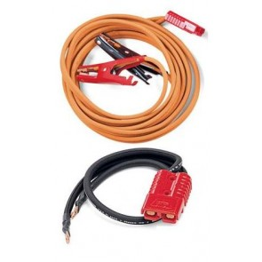 Warn Quick Connect Booster Cable Kit 5m Jump Cable / 1.2m Battery Connect