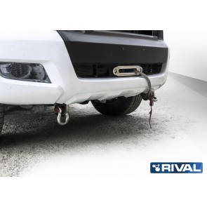 Rival - Ford Ranger - Winch Mount - 2015-2018