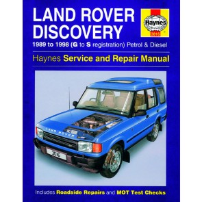 Haynes Workshop Manual for Discovery 1