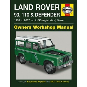 Haynes Defender 90 & 110 Workshop Manual