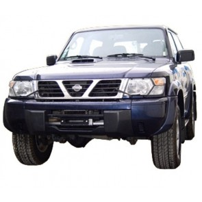 Heavy Duty Bumpers / Winch Mounts - Devon 4x4 - 4x4 specialists
