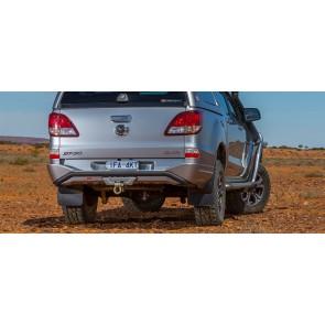 ARB Summit Rear Step Tow Bar Bumper - Mazda BT-50 11 On (No Park Sensors)
