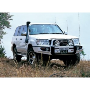 ARB Sahara Bumper Toyota Land Cruiser 100 Series (IFS Models Only) 10/02 On