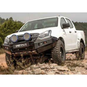 AFN Front bumper with fog lights- Isuzu D-Max 2017 >