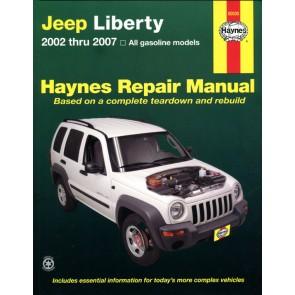 Haynes Jeep Liberty Repair Manual