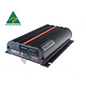 Redarc Dual Input 50a In-Vehicle DC-DC Battery Charger