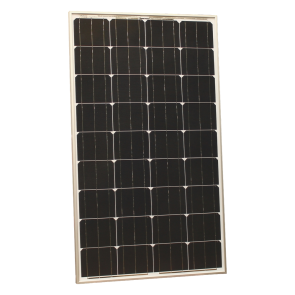 120w 12v Solar Panel with 5m Cable for Expedition, Overlanding, Caravans, Motorhomes and Boats