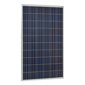 275w 12v Solar Panel with 0.9m Cable for Expedition, Overlanding, Caravans, Motorhomes and Boats