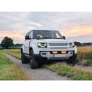 Lazer Grille Mount Kit - Defender (2020+)