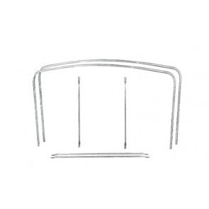 "80"" Full Hood Stick Set - Curved"