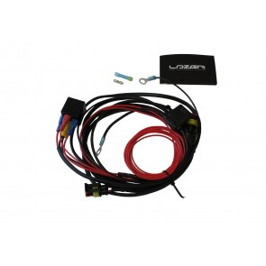 Lazer Two-Lamp Harness Kit (ST / T-2 / Triple-R)
