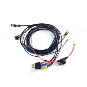 Lazer Two-Lamp Harness Kit With Switch (ST / Triple-R)