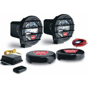Warn 4 Wireless HID Driving Lamp Kit""