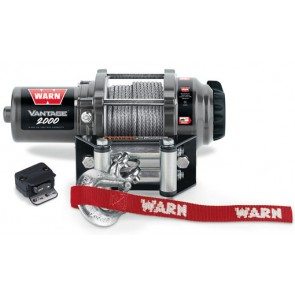 Warn Vantage 2000 ATV Winch