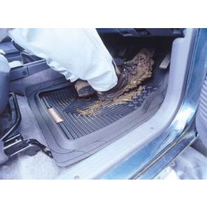 Mud Tamer Floor Mats Grey Fron
