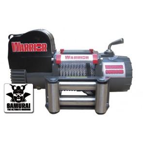 Warrior S9500 Samurai High Speed Short Drum Winch 24v - Clearance