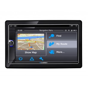 Blaupunkt Columbia 945 Double Din Android Media Centre / Sat Nav