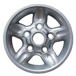 "Defender 16x7"" Deep Dish Alloy Wheel ANR3631MNH"