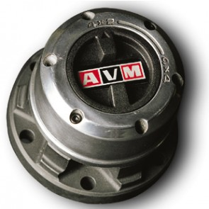 AVM Free Wheel Hub Set - Dodge / Ford / Chevy
