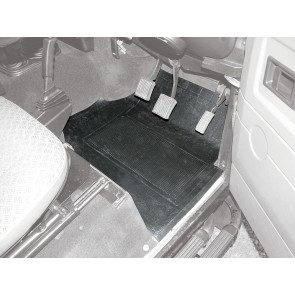 Defender HD Rubber Mat Front Right Side Single R380 BTR7898