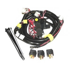 IPF H4 Uprated Power Headlight Upgrade Loom