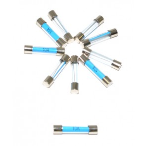 RTC4500 Glass Cartridge Fuse 10A - Defender
